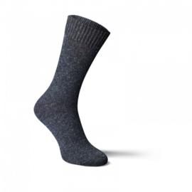 Fellhof - Alpaka wol sokken, dun - Anthraciet - maat 35/38, 39/42, 43/46