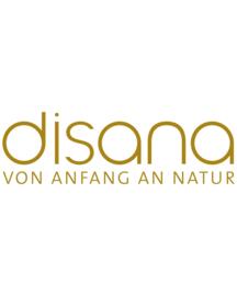 Disana - Jas in gekookte wol - Paars met gebreide mouwuiteindes