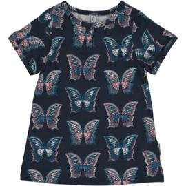 Maxomorra - T⁻shirt A Line - Butterfly