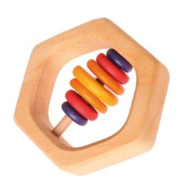 Grimm's - Grijpspeelgoed Hexagonal - 08140