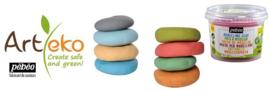 Pebeo Arteko - Natuurlijke modeleerklei, Kleur naar keuze  - 1 potje van 100 gram