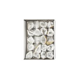 Bergkristal Mini geode - 3,5 à 5 cm