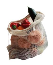 Bo Weevil - Groenten en fruit zakje Medium - 30 x 25 cm