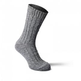 Fellhof - Alpaka wol sokken, dik - Grijs - maat 35/38, 39/42, 43/46