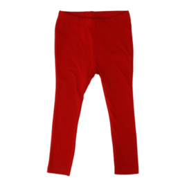 More Than A Fling - Legging - Pompeian Red