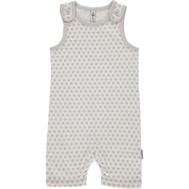 Maxomorra - Playsuit Short - Stars Grey
