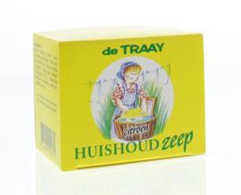 De Traay - Plantaardige Huishoudzeep met citroen - 200 gram (2 x 100 gram)