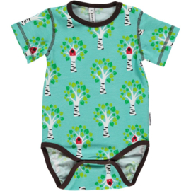 Maxomorra - Body short sleeve - Tree