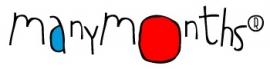 Manymonths - Elephant Hood Bivakmuts in merino wol, meegroei maat - Lilac Rose