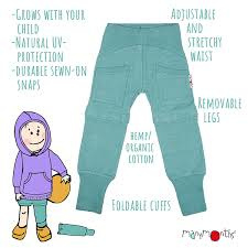 ManyMonths - Long/Short Yoga Trousers Broek en short in één - Turquoise
