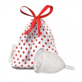 Ladycup - Menstruatie cup - Transparant