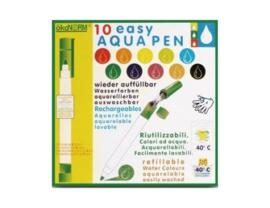 Okonorm - Viltstiften Aqua pen navulbaar - 10 stuks
