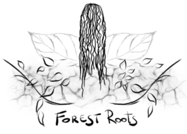 Forest Roots - Handmade real hair dreadlocks extensions, made by order