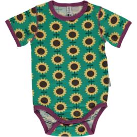 Maxomorra - Body short sleeve - Sunflower
