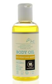 Urtekram - Body olie, parfumvrij - 100 ml