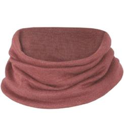 Engel Natur - Loop sjaal kind in wolzijde - Copper