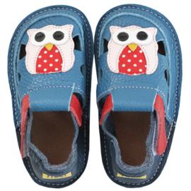 Tikki Shoes  - Barefoot Sandalen - Happy owl