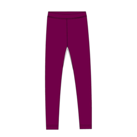 More Than A Fling - Legging - Boysenberry