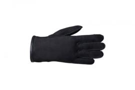 Fellhof - Handschoenen in schapenvacht - Zwart in maat 6, 7, 8 en 9 zijn voorradig. Maat 10 op bestelling verkrijgbaar