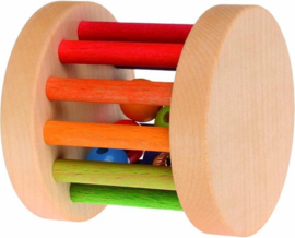 Grimm's - Mini Rolling Wheel, rainbow - 08504