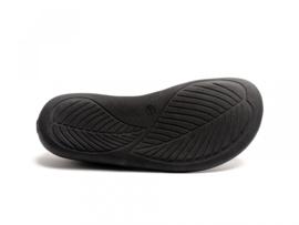 Be Lenka - Barefoot schoenen Unisex, met merino wol voering - model Winter - Zwart - Maat 36