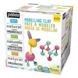 """Pebeo Arteko - Thema box """"Sticks"""" met 40 stuks bioplastic onderdelen"""