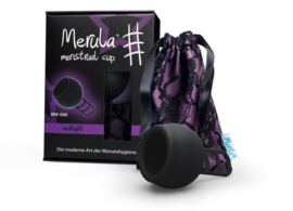 Merula - Menstruatiecup - Midnight (Black)