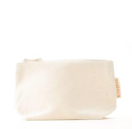 Bo Weevil - Tasje voor Make up / pennen / accesoires in biokatoen - 18 x 12 x 7 cm