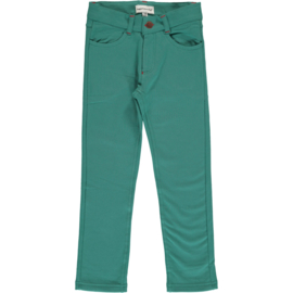 Maxomorra - Softpants Sweat- Green Petrol