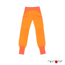 ManyMonths - Long/Short Yoga Trousers Broek en short in één - Nectarine