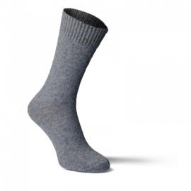 Fellhof - Alpaka wol sokken, dun - Grijs- maat 35/38, 39/42, 43/46
