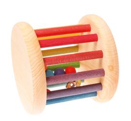 Grimm's - Muzikale roller, regenboogkleuren - 08503