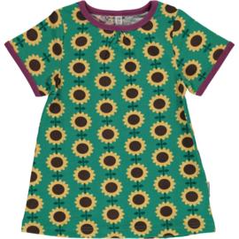 Maxomorra - T⁻shirt A Line - Sunflower