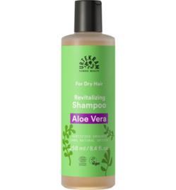 Urtekram - Shampoo Revitaliserend met Aloe Vera voor droog haar Deze - 250 ml of 500 ml