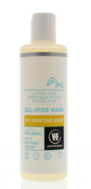 Urtekram - All over wash, no perfume - 250 ml