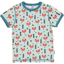 Maxomorra - T-shirt  - Fox plus in 86  LAATSTE STUK