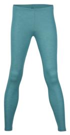 Engel Natur - Leggings in wol zijde - IJsblauw - Laatste in deze kleur, in maat 34/36 of 42/44
