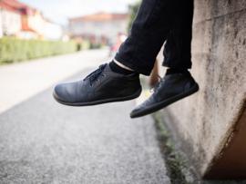 Be Lenka - Barefoot schoenen Unisex - Icon - Zwart - 40 en 41