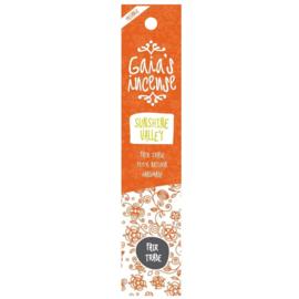 Gaia's Incense - Sunshine Valley