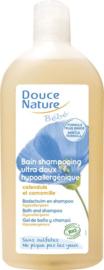 Douce Nature - Baby badschuim & shampoo hypoallergeen - 300 ml