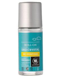 Urtekram - Deodorant crystal roller, neutraal zonder geur - 50 ml