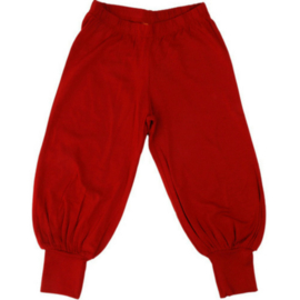 More Than A Fling - Baggy Pants - Pompeian Red in 134/140 = Laatste