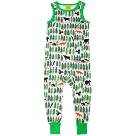 Duns - Dungaree - Forest Life - 50, 56, 62, 68, 74, 80, 110, 116, 122