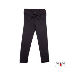 Manymonths MaM - Track Trousers - Broek in merinowol, dikke stof - Night Sky in L/XL - Laatste stuk!