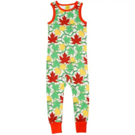 Duns - Dungaree - Maple Leaves - 68, 74, 80, 86, 110, 122