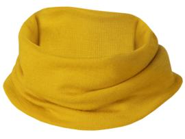 Engel Natur - Loop sjaal kind in wolzijde - Safran