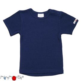 GEBOORTELIJST Arno - T-shirt in merinowol, meegroei van 3 tem 5 jaar