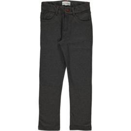 Maxomorra - Softpants Sweat- Dark grey melange