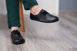 Be Lenka - Barefoot Schoenen Unisex - City - Zwart - 40 en 41