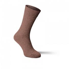 Fellhof - Alpaka wol sokken, dun - Donkerbruin - maat 35/38, 39/42, 43/46